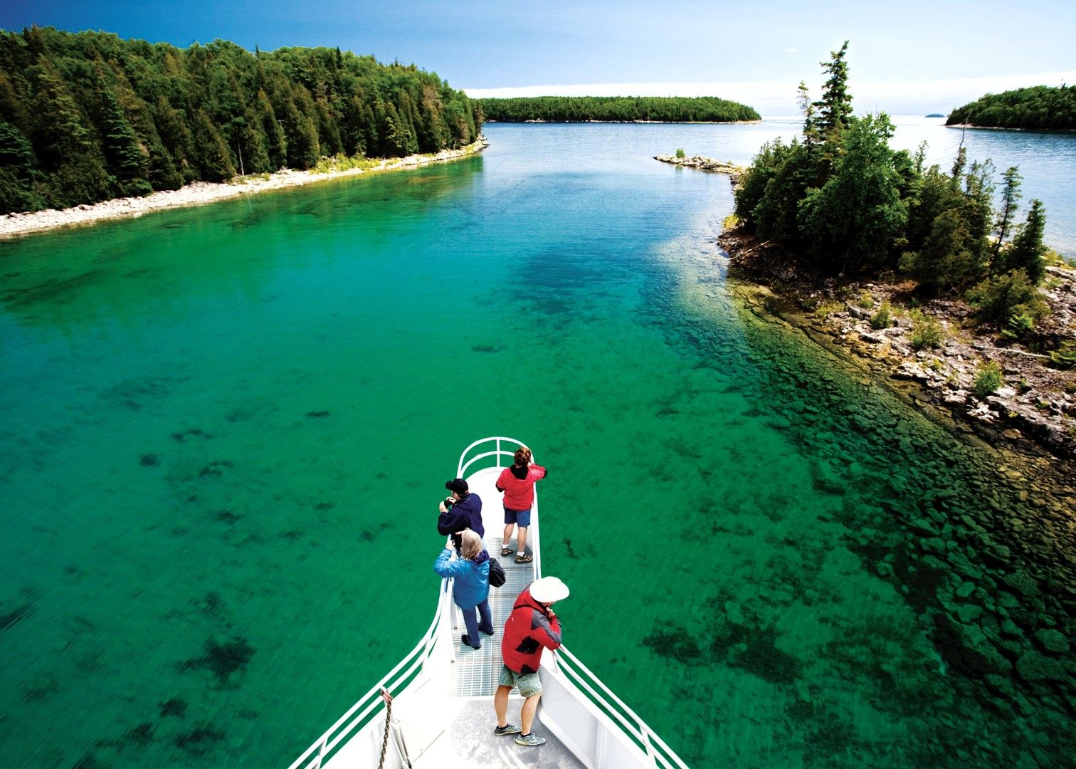Bruce Peninsula & Flowerpot Island, July 13th & Aug. 10th, 2019