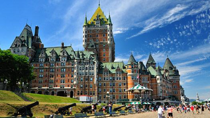 Montreal - Quebec City Tour from Toronto