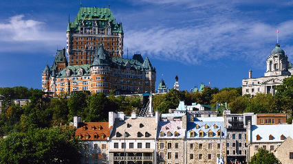 Private Guided Tour To Quebec City & Montreal