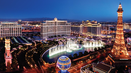 8-Days Tour to San Diego, Los Angeles & Las Vegas (Dec. 11-18, 2019)